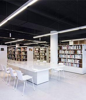 AGENCER UN SERVICE PUBLIC : Médiathèque Le Bourget (93)