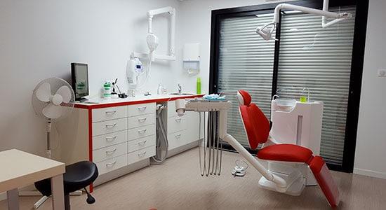 ATHEX - Agencement clinique - salle de consultation