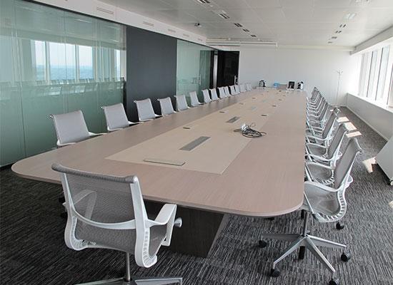 Athex - Aménagement espace de coworking - établissement du coworking
