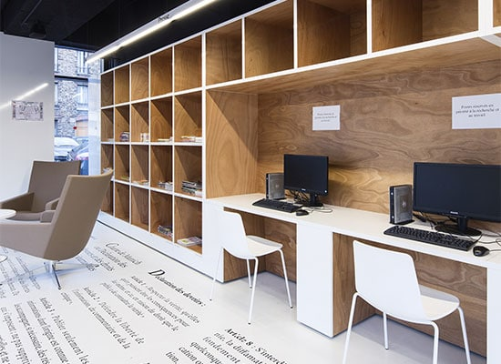ATHEX - Aménagement espace de travail - mobilier du classement
