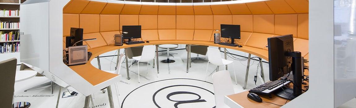 Athex - Aménagement espace de travail