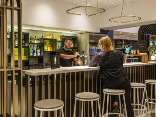 Agencement hôtel _ Espace restauration _ Bar