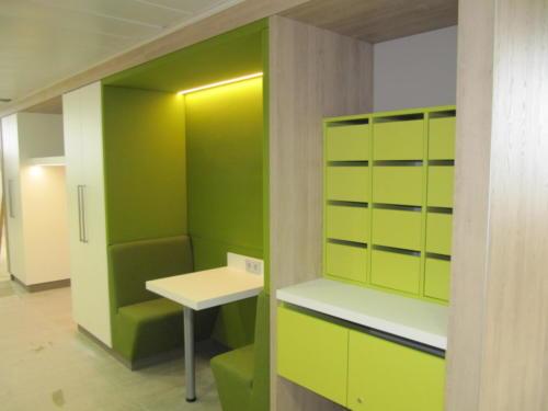 Espace de travail - box
