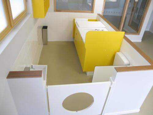 Espace de travail - espace change - portillon